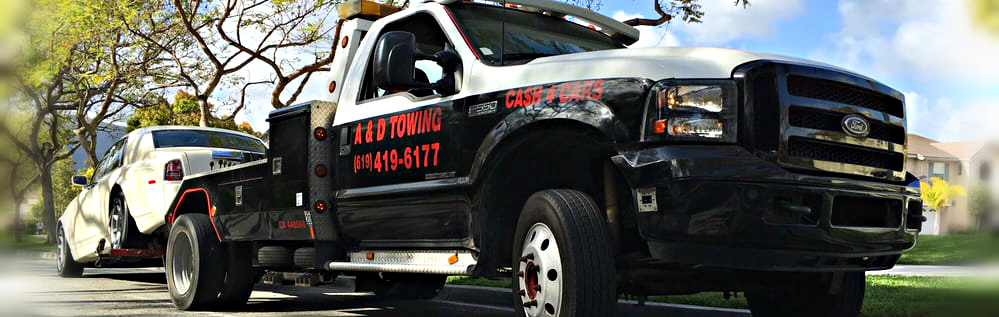 tow truck a and d towing